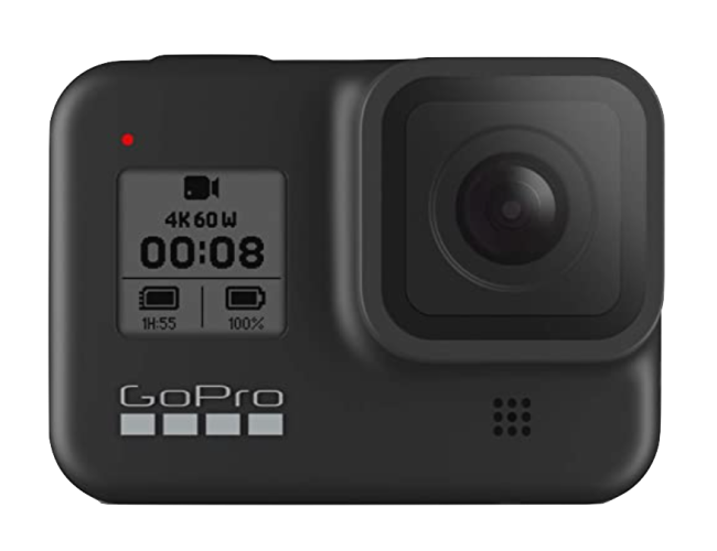 GoPro HERO8 Waterproof Action Camera with Touchscreen
