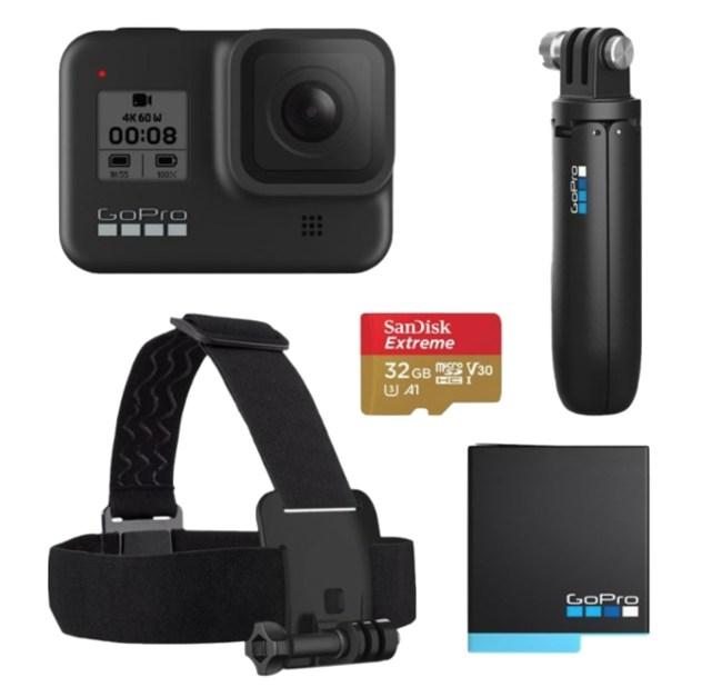 GoPro Hero8 Holiday Bundle