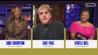 """Jemele Hill And Cari Champion Double Down And Defend Bizarre """"Was It Racist To Knock Out Nate Robinson"""" Question To Jake Paul"""