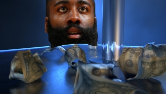 James Harden's Most Desirable Trade Destinations Based On Strip Club Metrics