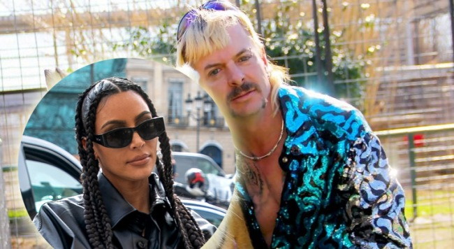 Joe Exotic Writes Letter To Kim Kardashian Asking For Help With Pardon