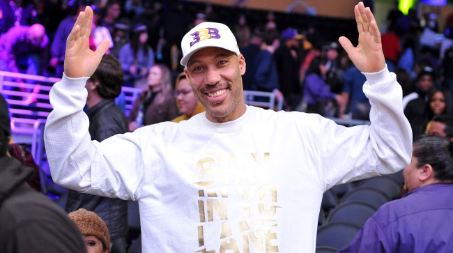 LaVar Ball Guarantees His Sons Will Play For Michael Jordans Hornets