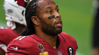 Cardinals Larry Fitzgerald Explains 'Scariest Part' Of Getting Coronavirus And What Made Him Revise His Will