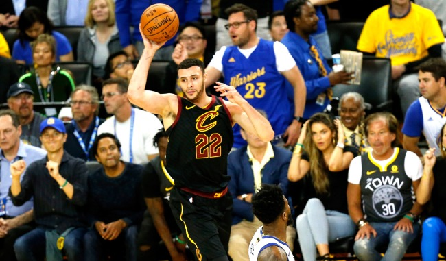 Larry Nance Jr Is Doing Something Awesome To Support Local Businesses