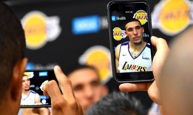LiAngelo Ball Agrees To Contract With The Detroit Pistons