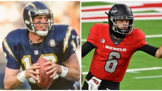 Ryan Leaf Empathizes With UNLV QB Max Gilliam Eating Sushi Off Nude Model: 'I'm Sure I Ate Sushi Off A Nude Model Too When I Was In College'