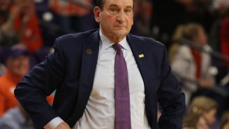 Mike Krzyzewski Says The NCAA Needs To 'Reassess' If College Basketball Should Be Played In The Middle Of A Pandemic