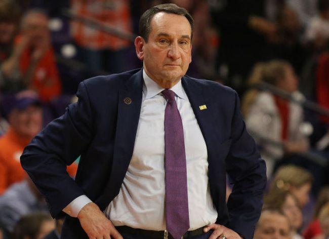 Mike Krzyzewski college basketball covid concerns
