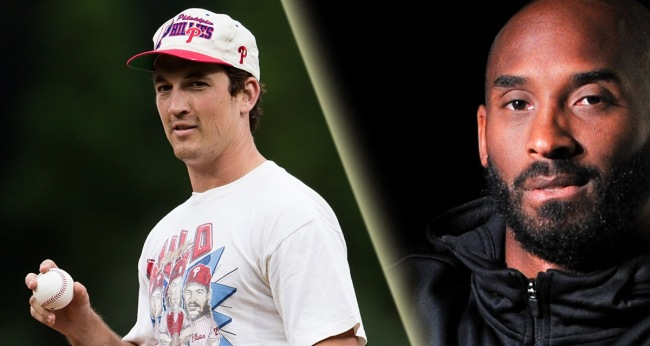 Miles Teller Shares Remarkable Life-Changing Conversation He Had With Kobe Bryant