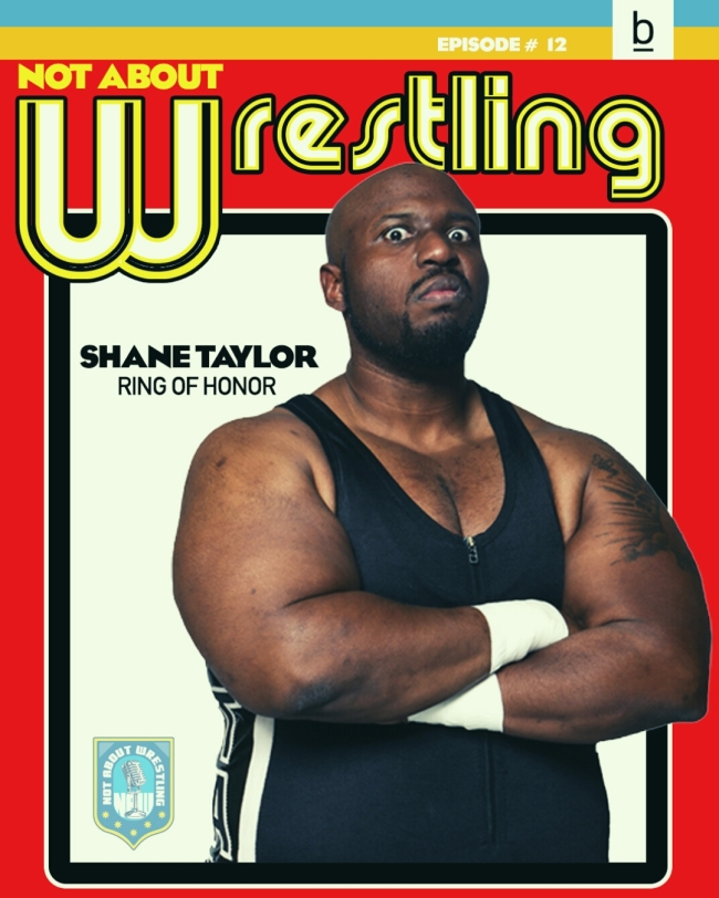 NAW Shane Taylor Cover