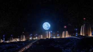 New Images Reveal How City Skylines Might Look For Moon Colony Planned To House Astronauts
