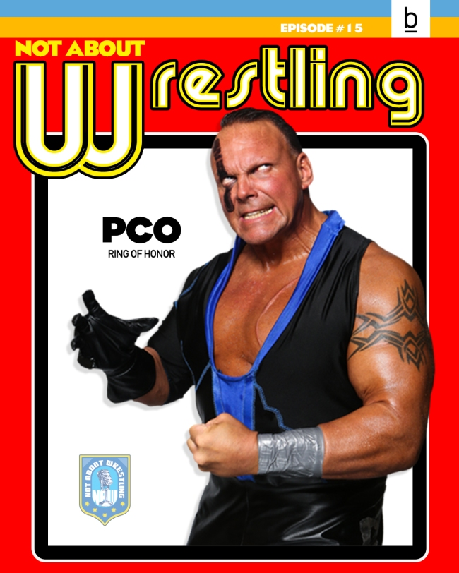PCO Not About Wrestling