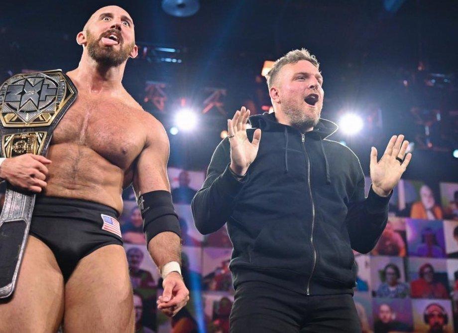 Pat McAfee Reacts WWE Firing