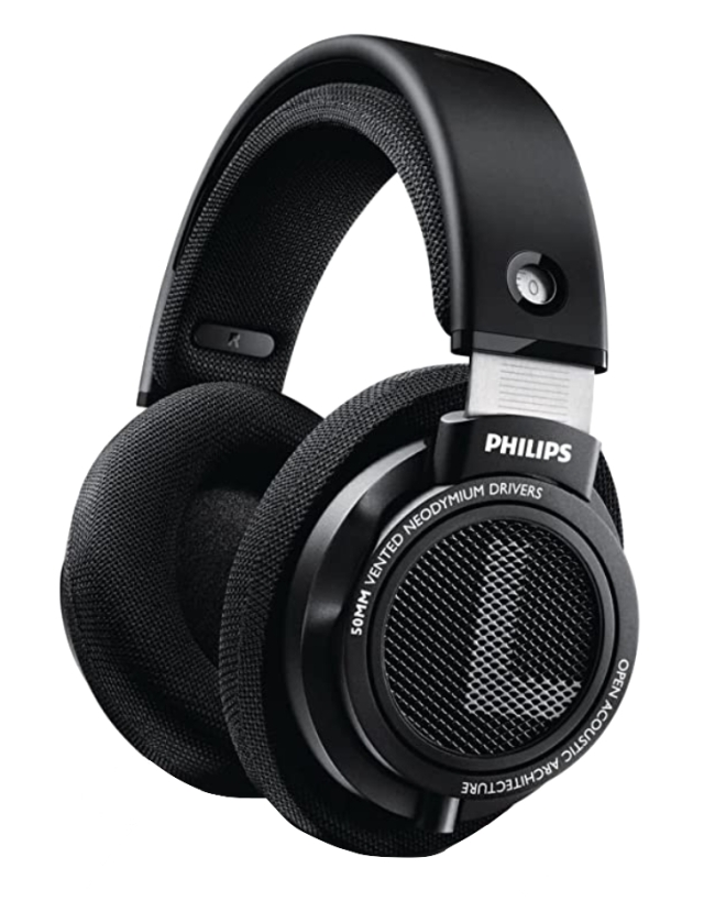 Philips Audio HiFi Precision Over-Ear Headphones