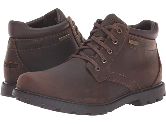 Rockport Rugged Bucks Waterproof Boots