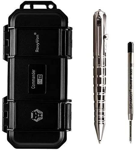 Best Titanium Pens Tactical Survival EDC Space