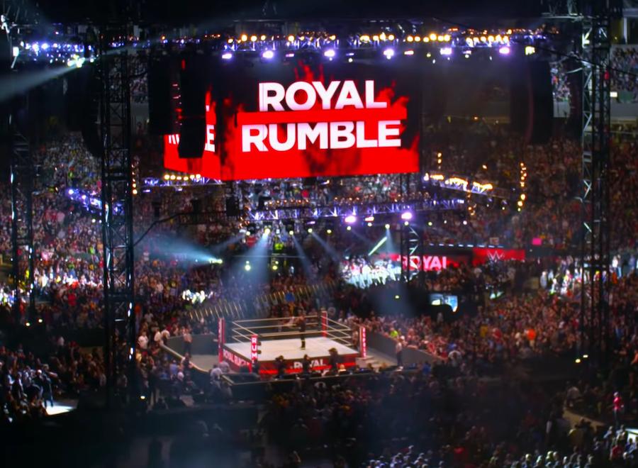 Royal Rumble 2021 Betting Odds
