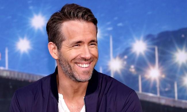 Ryan Reynolds Mom Trash Talks Chris Hemsworth Over Fantasy Football