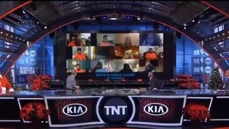 Shaq Straight Up Embarrasses Little Girl On National TV For No Reason During 'Inside The NBA' Segment