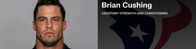 Brian Cushing Strength Coach