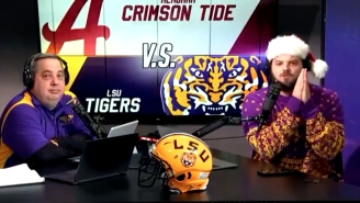 Louisiana Radio Host Poetically Describes Life As A Die-Hard College Football Fan While Eviscerating Bama Fans