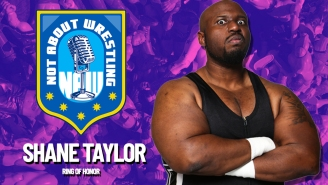 Ring Of Honor Star Shane Taylor Lives For Saying 'I Told You So' To The Haters