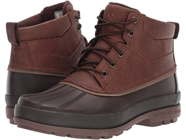 Sperry Cold Bay Chukka Boots