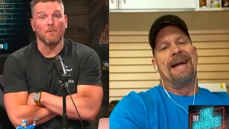 Steve Austin Tells Pat McAfee Funny Story About Once Costing Vince McMahon $14K For Talking Too Much