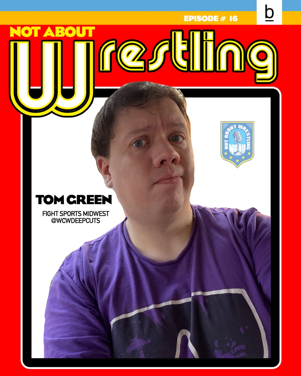 Tom Green Not About Wrestling