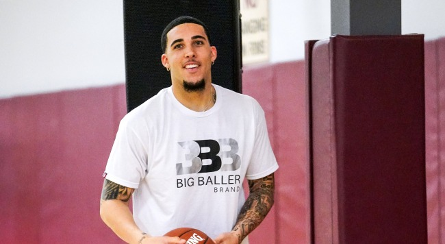 Twitter Reactions To LiAngelo Ball Being Released By The Pistons