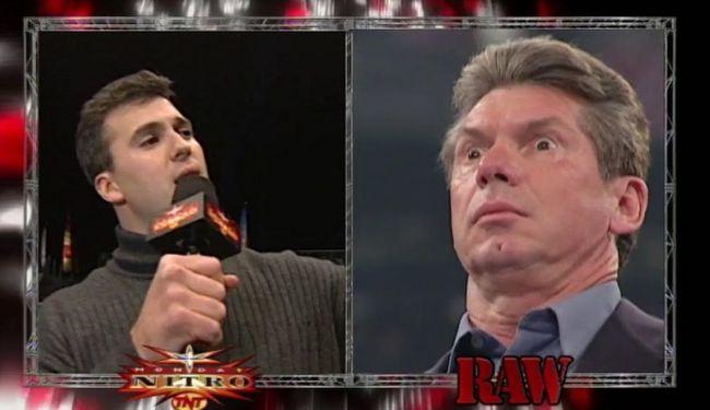 WWE WCW Takeover Nitro
