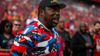 Warren Sapp Goes Off On Steve Smith For Calling Bucs 'Not Very Good' And Saying They'll Get Destroyed In Playoffs