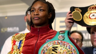 World Champion Boxer Claressa Shields Says She Would 'Beat The S–t Out' Of Jake Paul