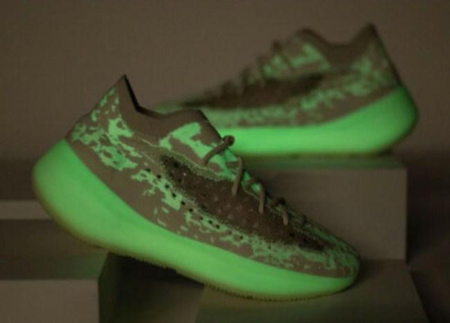adidas Yeezy Boost 380 Calcite Glow