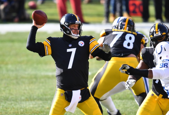 Steelers QB Ben Roethlisberger says he started calling rogue plays in the second half against Colts after the defense was calling out coach's play calls
