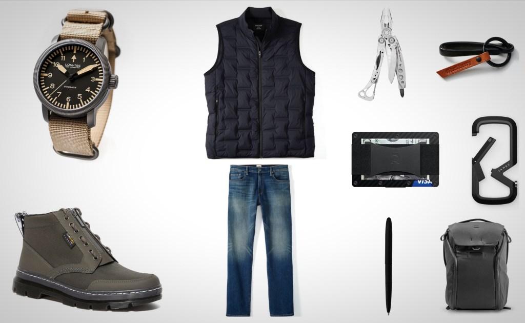 best men's everyday carry essentials deals