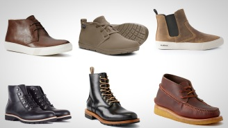 Save Up To 50% On Awesome Leather Boots At Huckberry Right Now