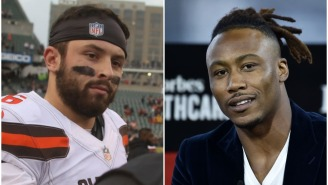 Brandon Marshall Takes Multiples Digs At Baker Mayfield, Says He Wouldn't Want To Play With Him Because His Lack Of Accolades