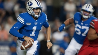 BYU Isn't Fooling Anyone By 'Tentatively Scheduling' Games That It Knows Won't Happen