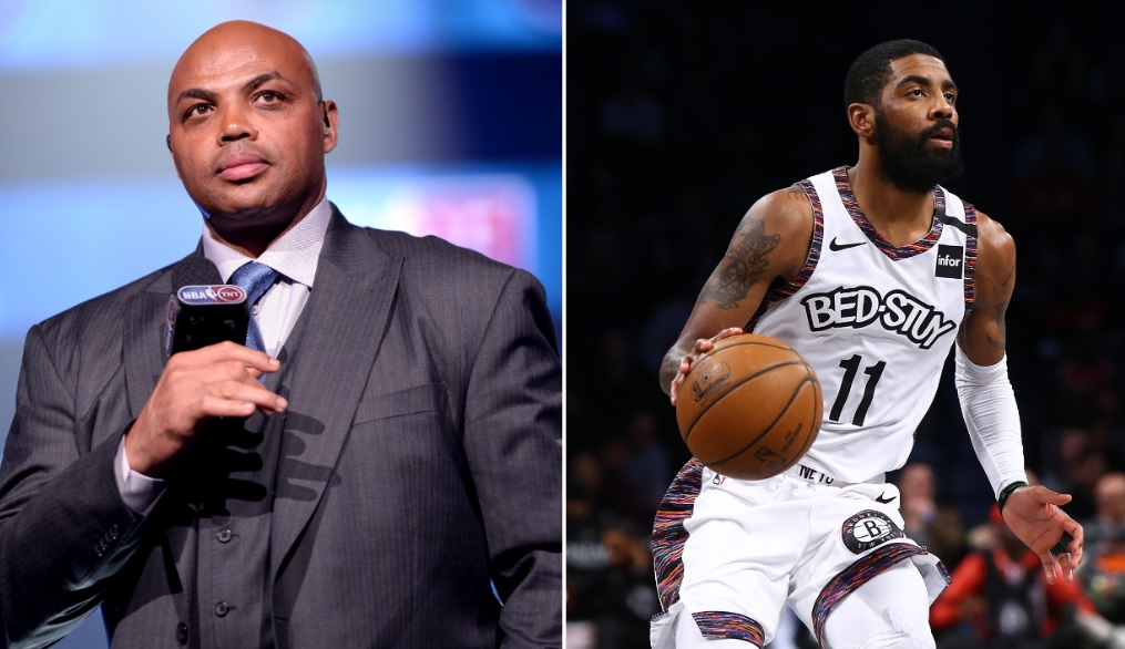Charles Barkley Blasts Kyrie Irving For Not Speaking To The Media 'Stop Acting Like You're The Smartest Person In The World'
