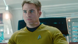 Chris Pine Would Happily Lead A 'Star Trek' Movie Directed By Quentin Tarantino