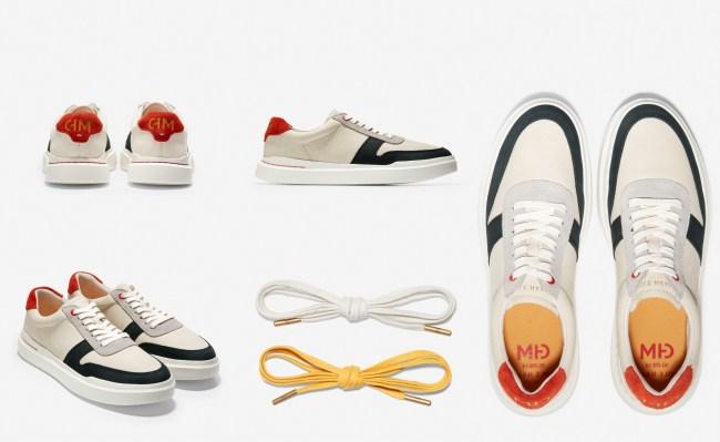 Cole Haan x Hasan Minjah Grand Pro Sneakers