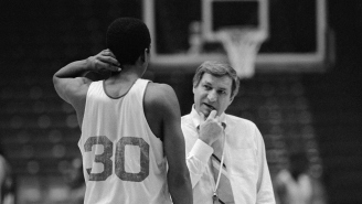 Kenny Smith Reflects On The Legend Of Coach Dean Smith: 'It Was Like Playing For Gandhi'