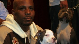 DMX Once Trained A Dog To Growl At A Specific Moment During A Rap Battle Because That's Just How Ruff Ryders Roll