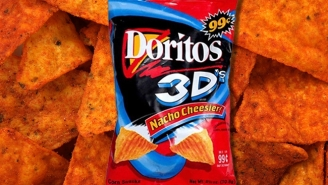 Doritos 3D Are Reportedly Coming Back In 2021 And The World Finally Has Something To Look Forward To
