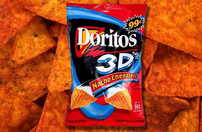 doritos 3d coming back