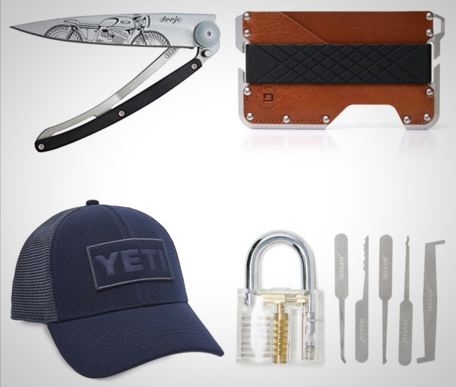 essential everyday carry items