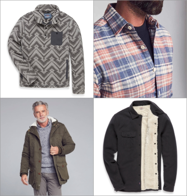 Best holiday gifts for men from Faherty
