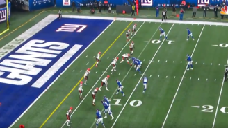 Browns Fans Mock Former HC Freddie Kitchens After He Called Terrible Trick Play For The NY Giants In 'Revenge Game'