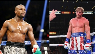 Floyd Mayweather Announces He's Going To Fight Logan Paul On Feb. 20th